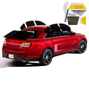 Pre Cut Tint Kit For Any 4 Door Car–Full Tint & Tools