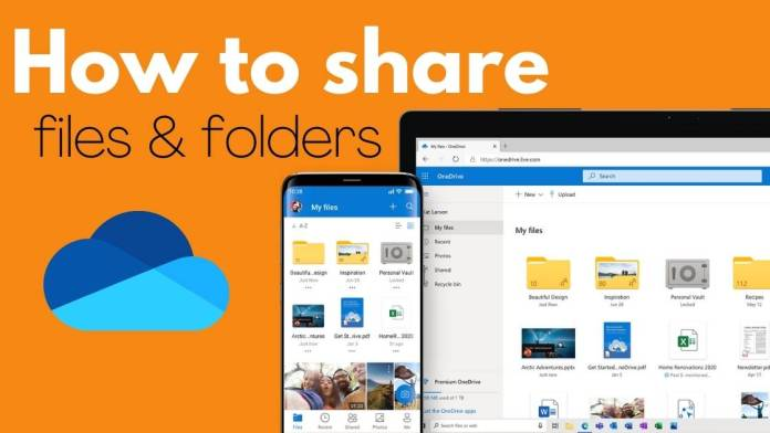 How to share file and folder on Windows 10