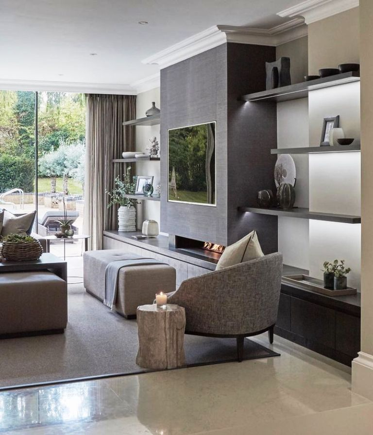 25 Best Contemporary Living Room Design And Ideas For Your ...