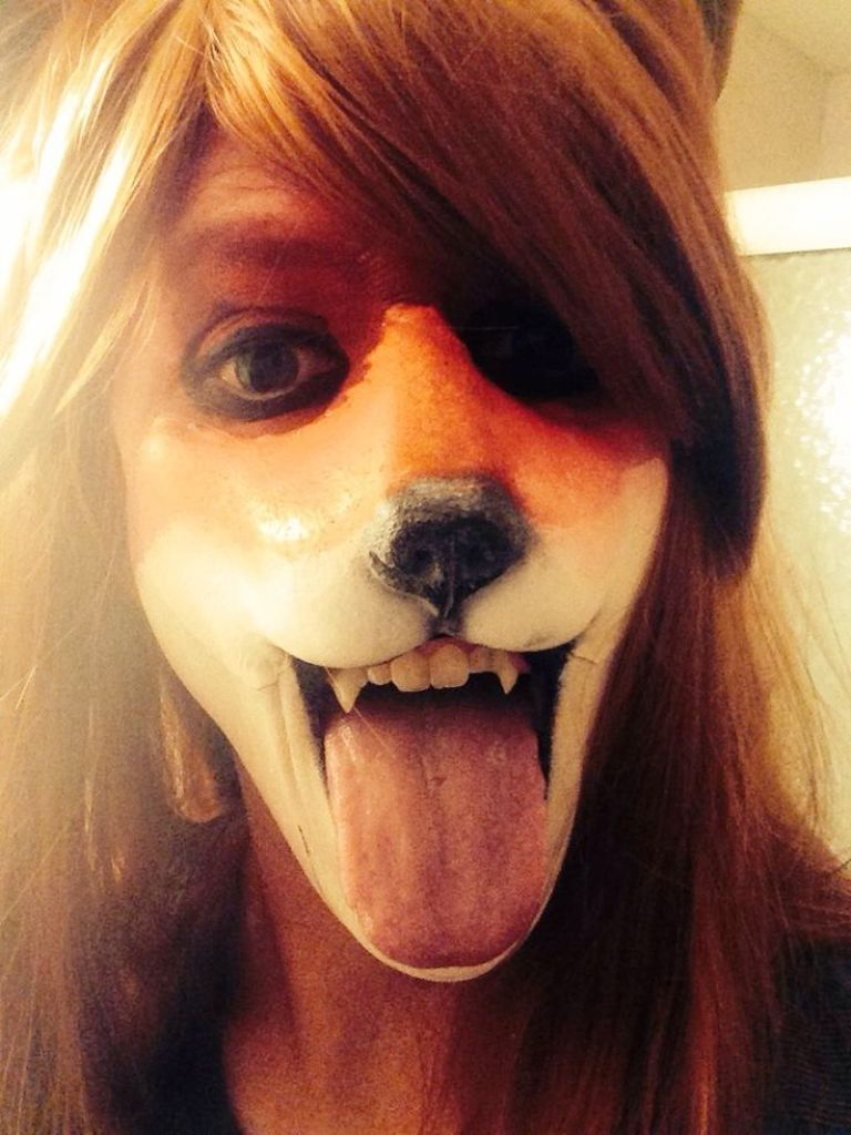 25 Cute Fox Halloween Makeup Ideas For You Instaloverz