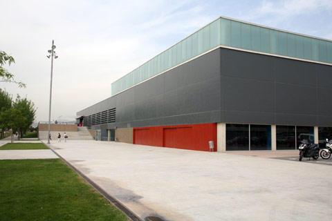 Poliesportiu Municipal Salvador Gimeno (Sant Joan Despí, Barcelona)