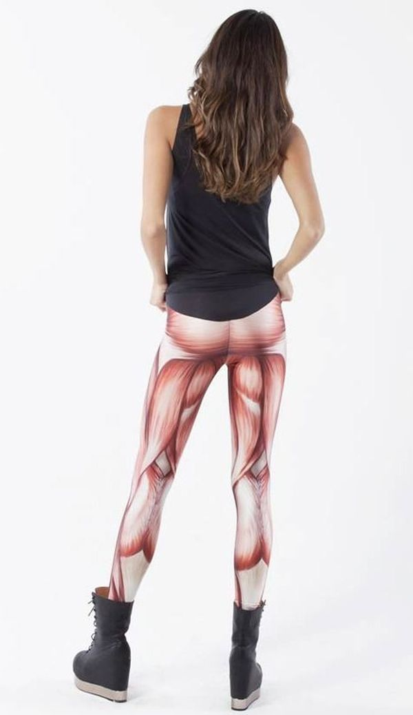 The inside story leggings