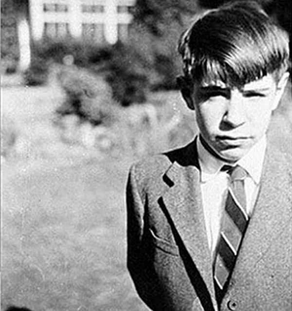 Stephen Hawkins, as a student