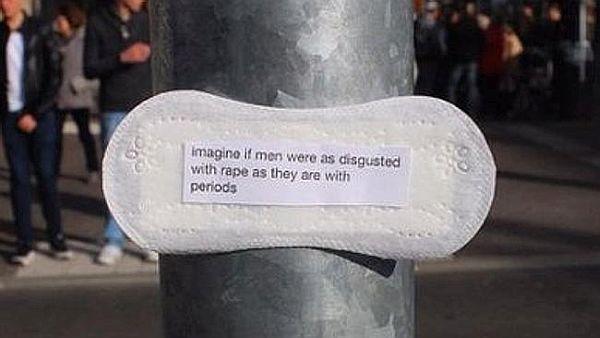 Sanitary Napkins Campaign
