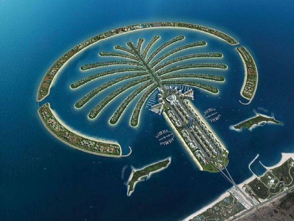 Palm Jumeirah Island
