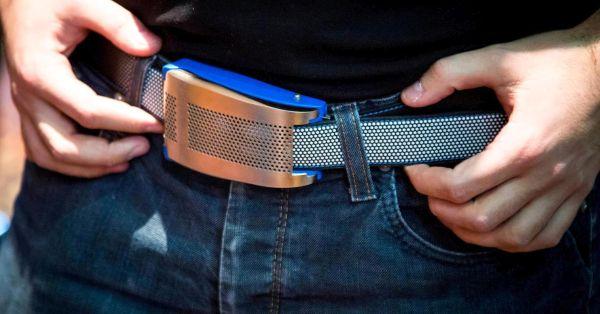 Smart Belt by Emiota
