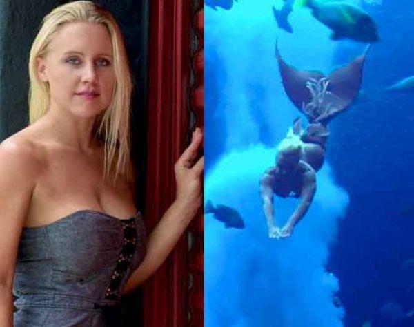 The Human Mermaid – Melissa Dawn