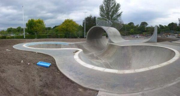 Livingston skate park