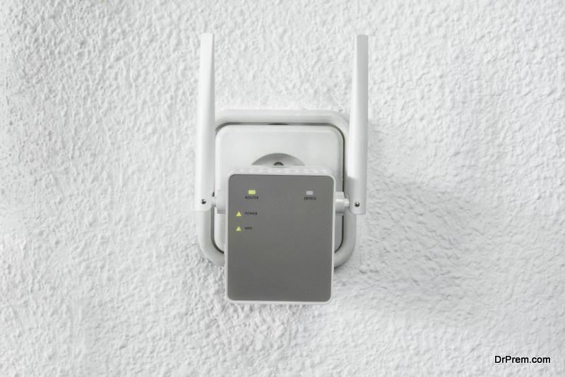 Consider wireless range extender