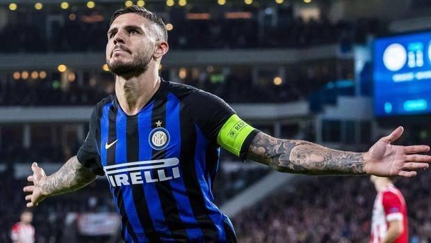 Mauro Icardi Champions