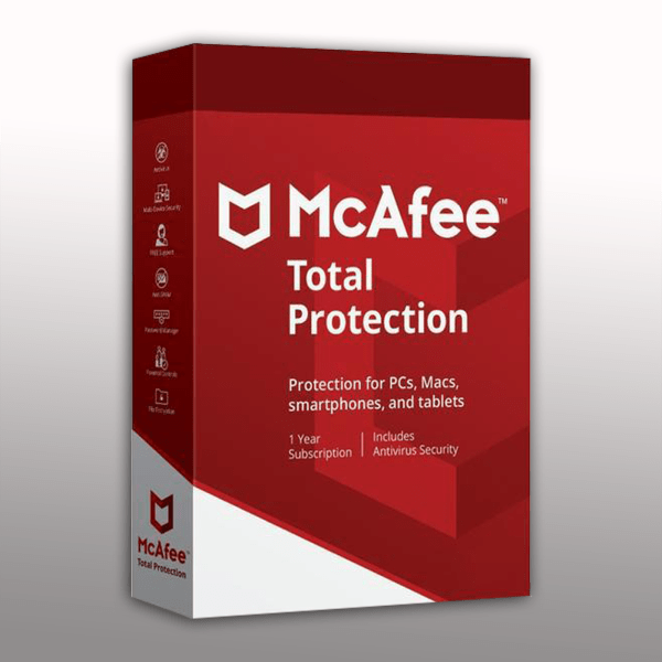 Mcafee antivirus download full version with Key - Instant downloading