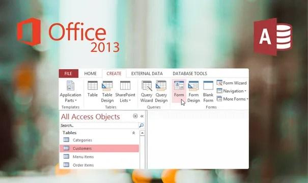 Access 2013 key