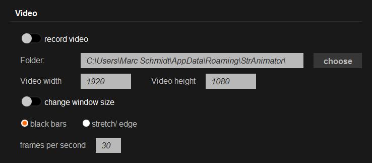 video - Structure Animator (StrAnimator)
