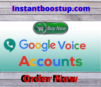 Google Voice Accounts