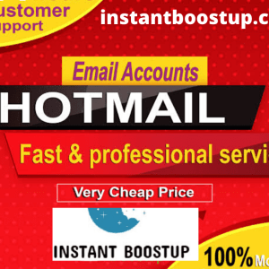 Buy Hotmail accounts