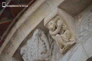 Relieve en Cathédrale St Caprais