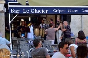 Concierto en Place des Laitiers