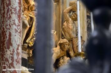 Retablo. Cathédrale St-Etienne