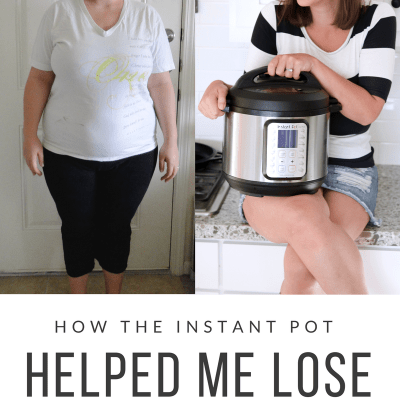 How the Instant Pot Helped Me Lose 100 LBS
