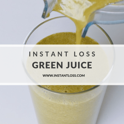Instant Loss Green Juice