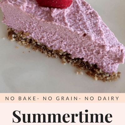 Summertime Strawberry Pie