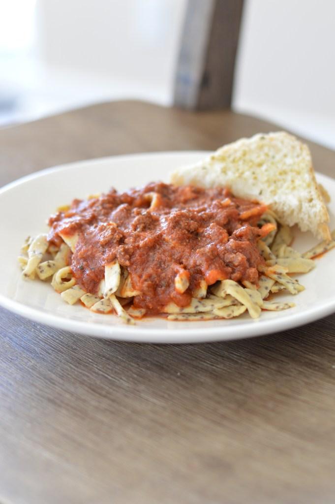 instant pot grain free spaghetti instantloss.com