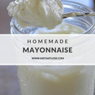 Homemade Mayo