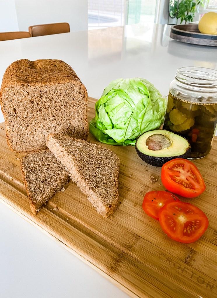 Homemade Whole Grain Bread instantloss.com