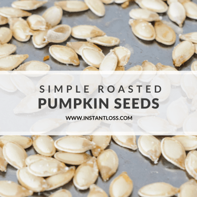 Simple Roasted Pumpkin Seeds