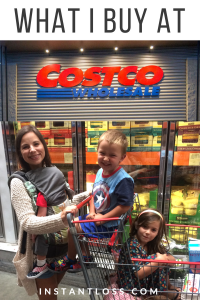 What I buy at Costco instantloss.com