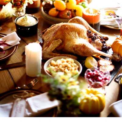 The Top Ten Clean Eating Recipes For Thanksgiving!