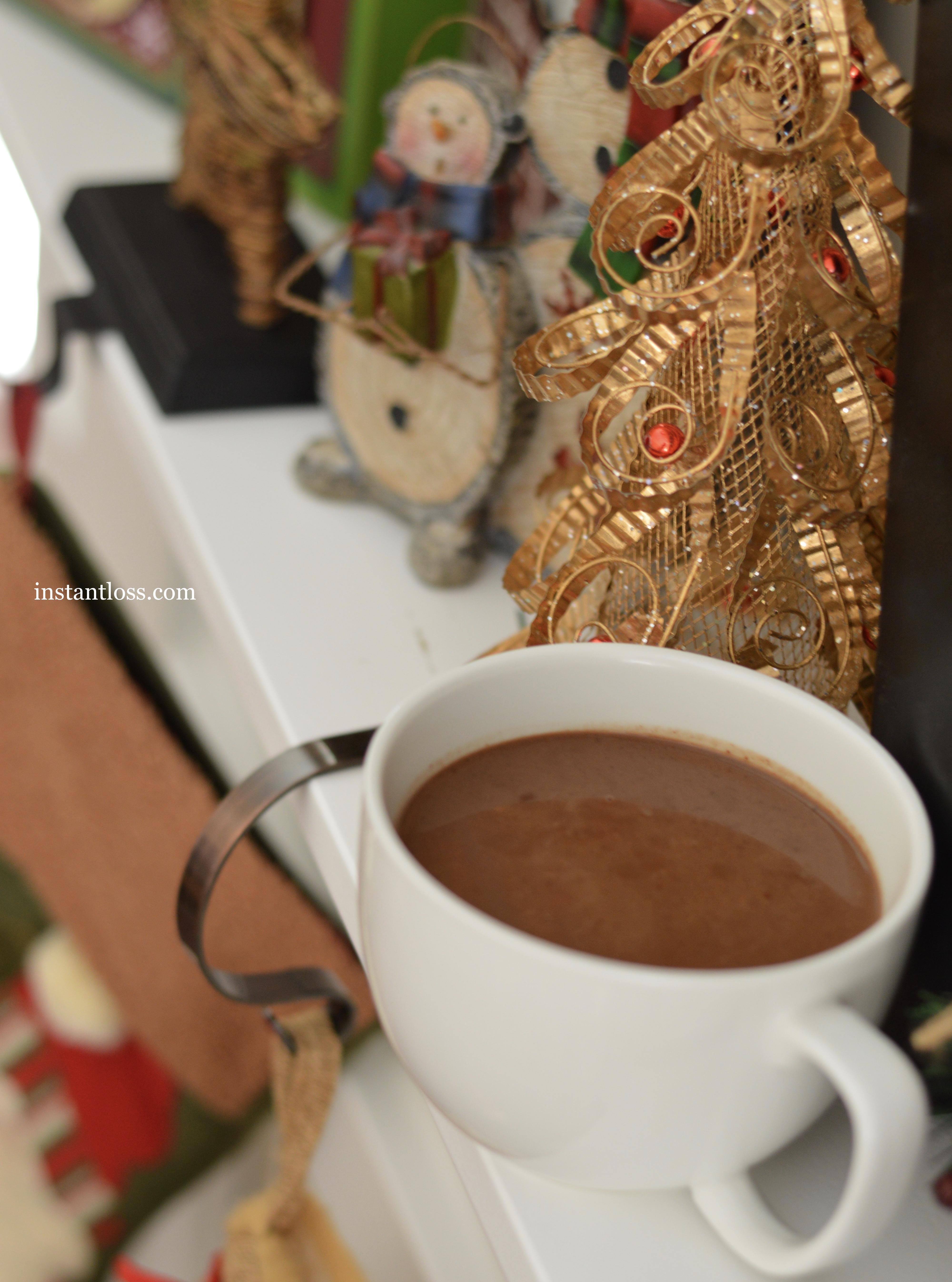Dairy Free Instant Pot Hot Chocolate instantloss.com