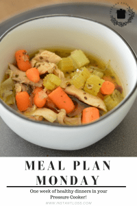 Meal Plan Monday instantloss.com