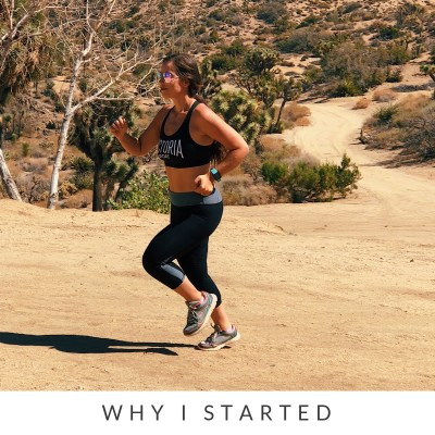 Why I Started Running