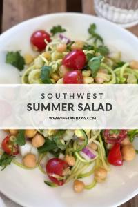 Southwest Summer Salad instantloss.com