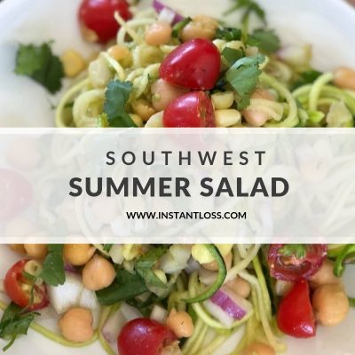 Southwest Summer Salad