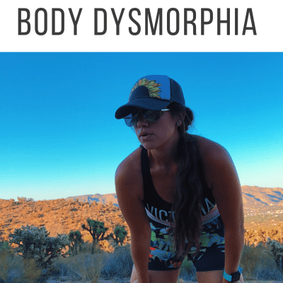 Body Dysmorphia: I Need to Lose 50 Pounds