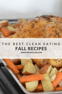 The Best Clean Eating Fall Recipes instantloss.com