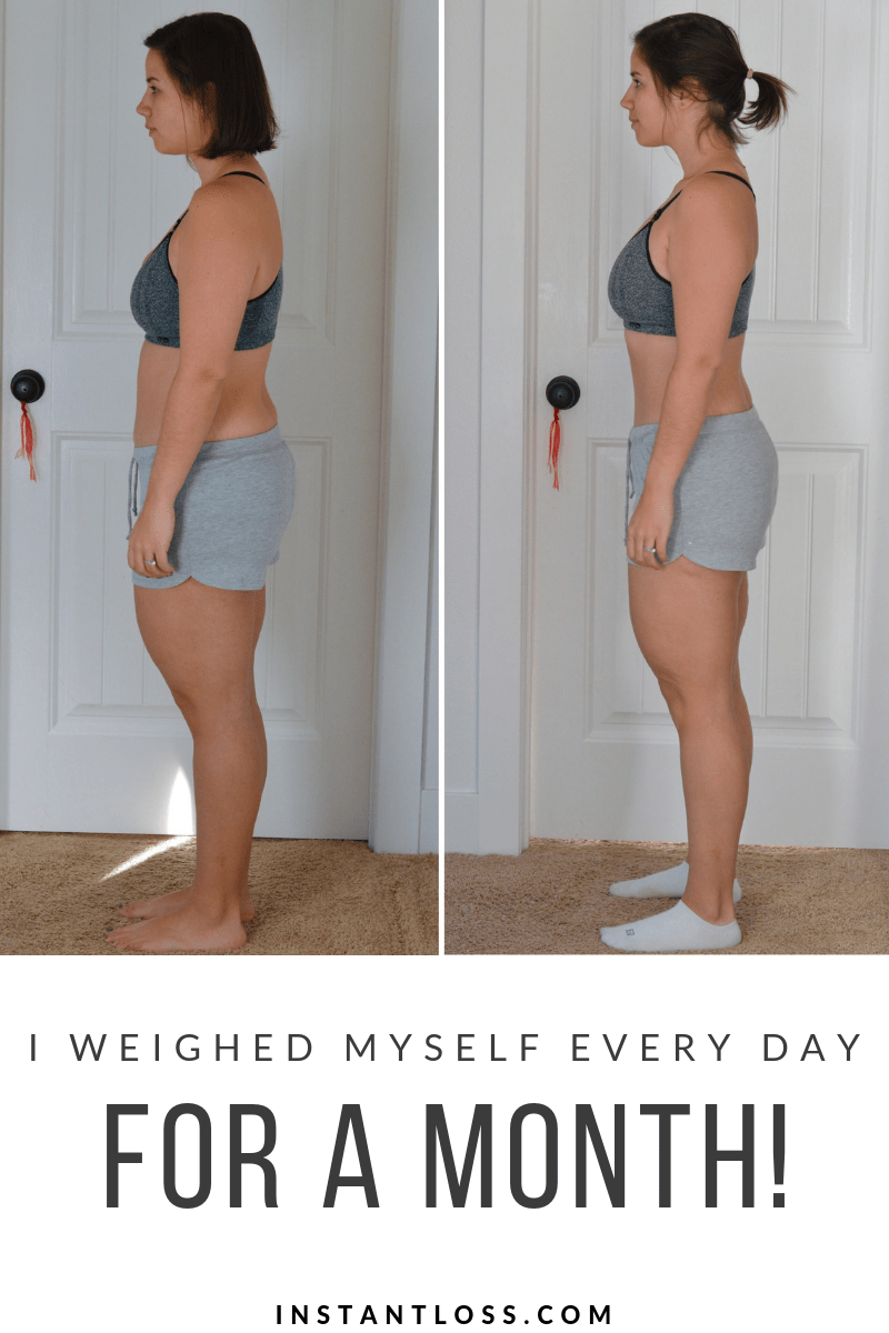 How to lose weight within 1 month