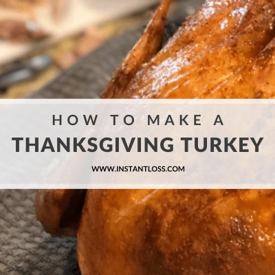 How To Make A Thanksgiving Turkey instantloss.com