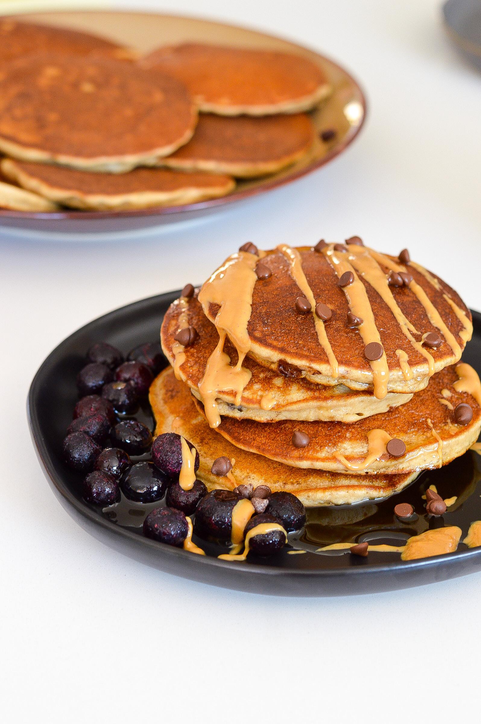 Gluten-Free Pancakes instantloss.com