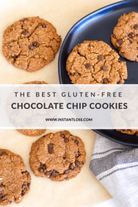 The Best Gluten-Free Chocolate Chip Cookies instantloss.com