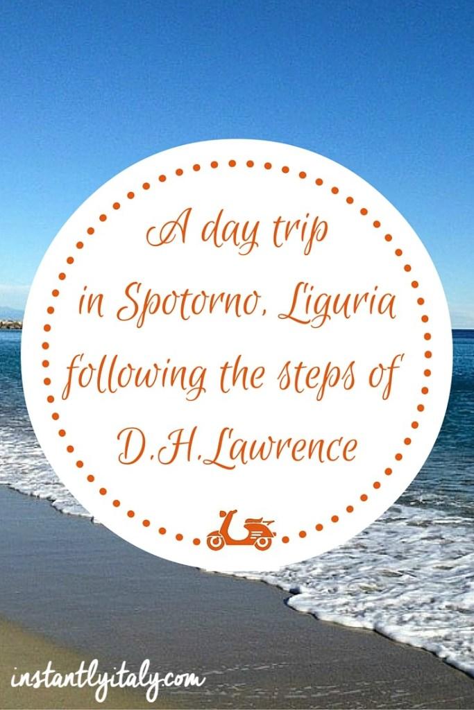 A day trip in Spotorno, Liguria