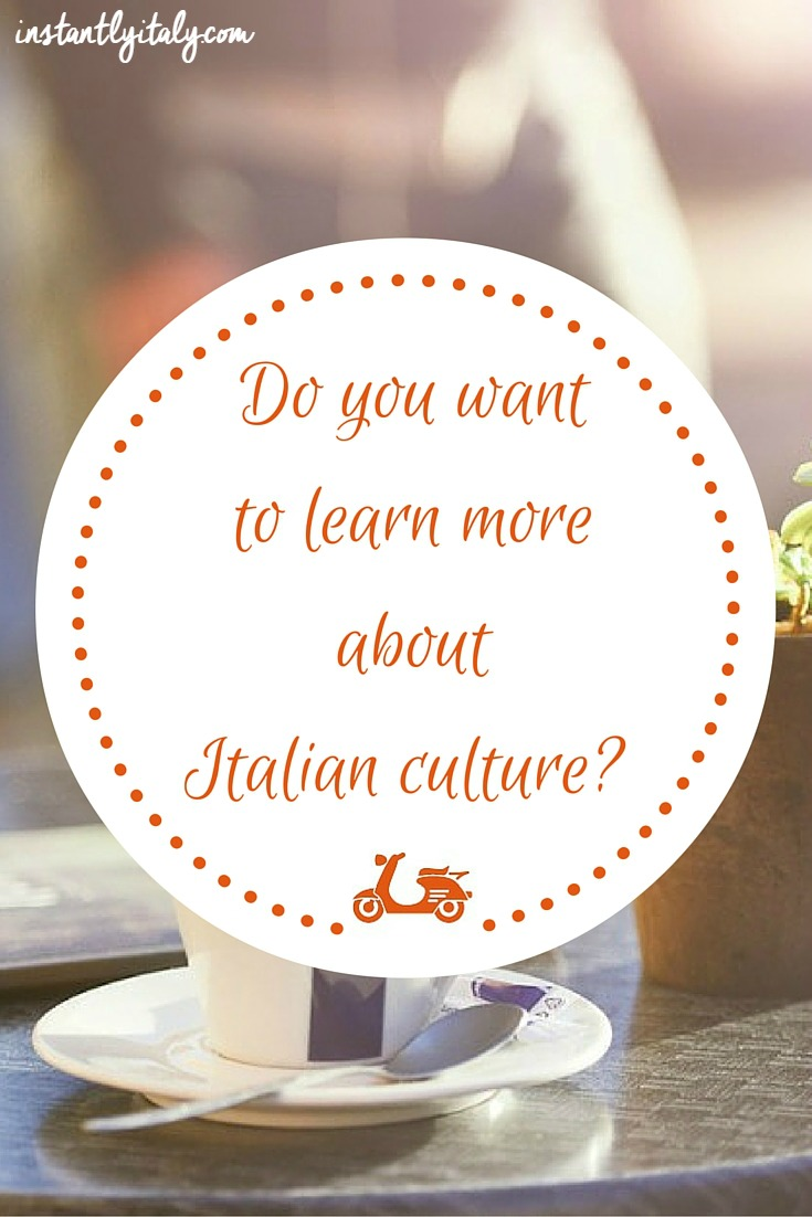 Instantly Italy e-courses: dive deep into Italian culture