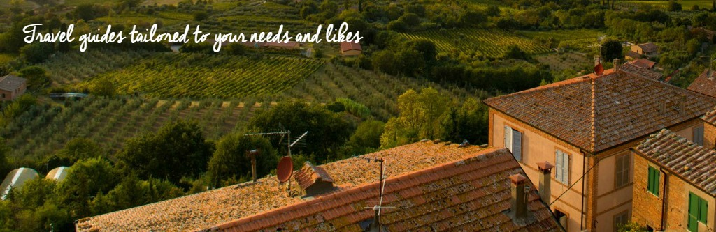 Italy travel guides completely tailored to your needs and likes