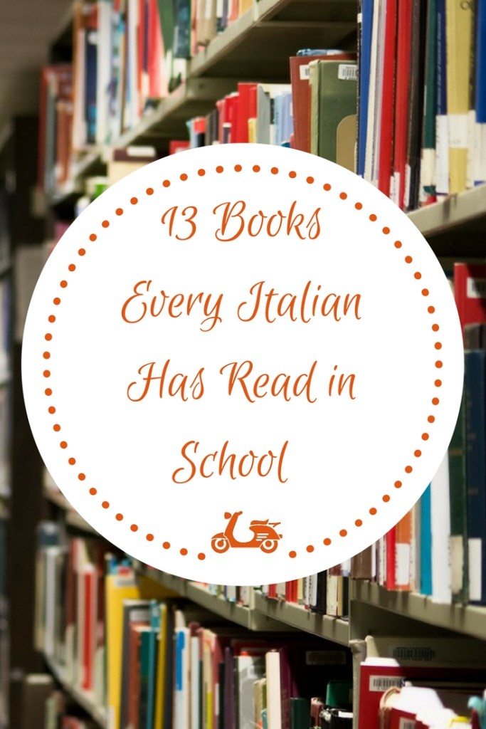 There are books that, even if you haven't read them, are part of your culture and education. These are the classics that you are supposed to read in school and which are the basis of your culture. In this post, you'll find a list of 13 Italian classics that everyone in Italy has (or should have) read when in school.