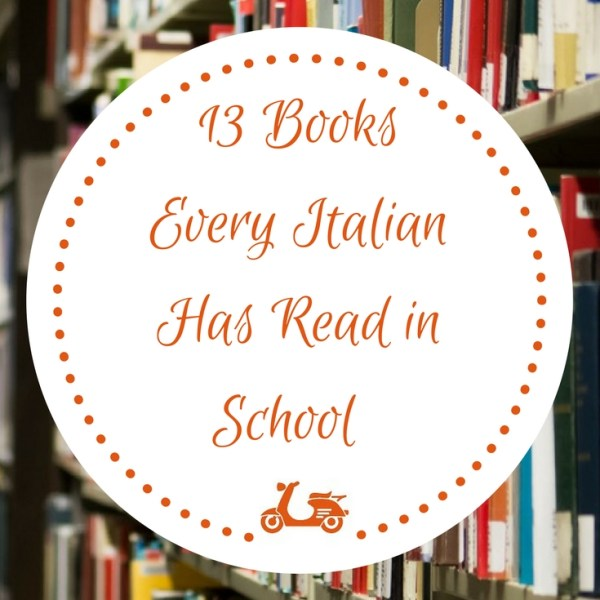 13 Classic Books Every Italian Has Read When in School