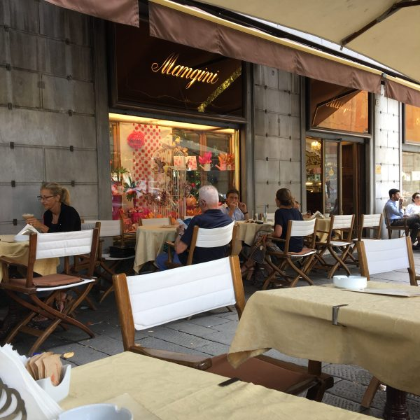 Genoa, private food tour: Mangini