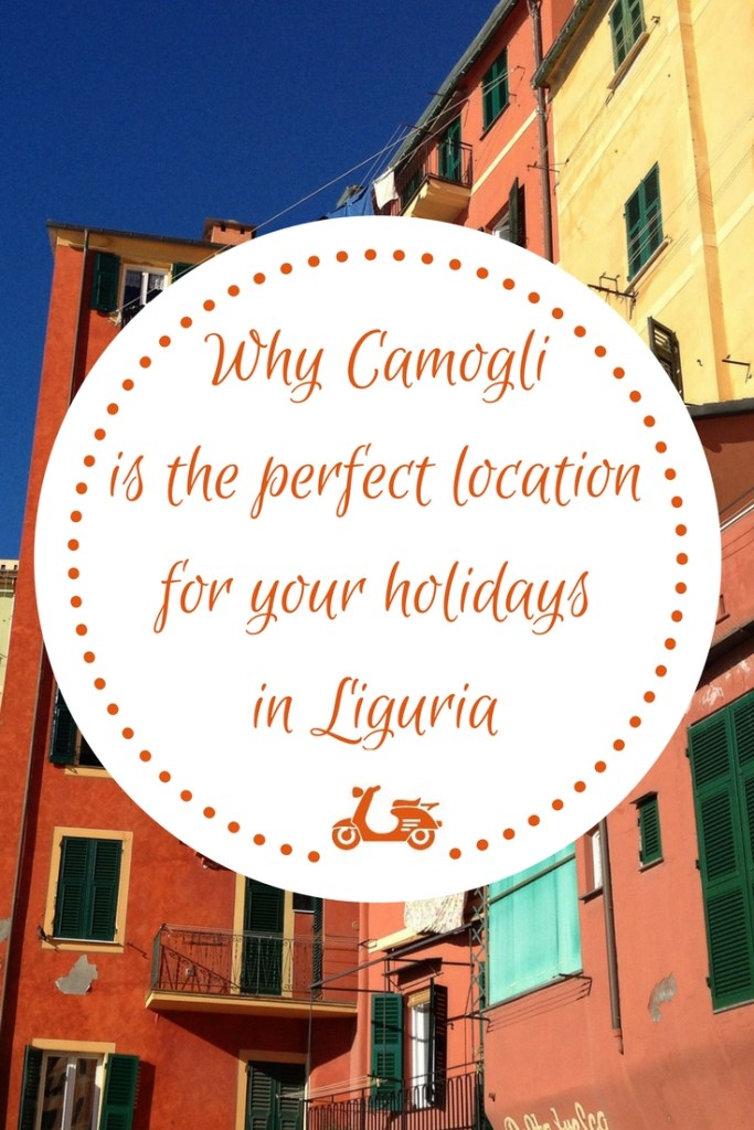 If you are planning of spending some time in Liguria, in this blog post you'll find a few reasons to choose Camogli for your stay and why it is a perfect location for your holidays in the region.