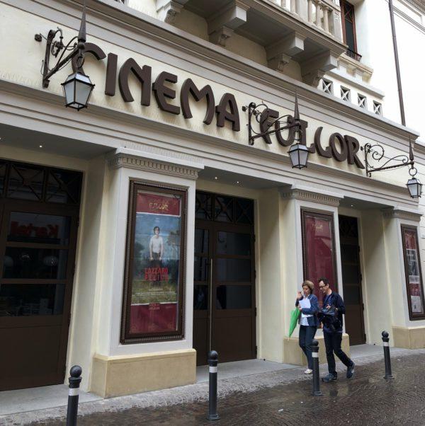 Cinema Fulgor in Rimini